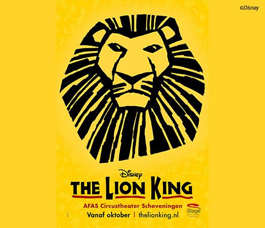 Dagtocht musical The Lion King